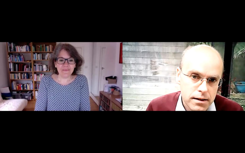 Alex Ruck Keene in conversation with Hanna Kienzler